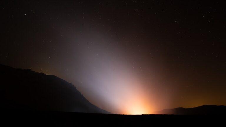 תצפיות כוכבים במצפה רמון